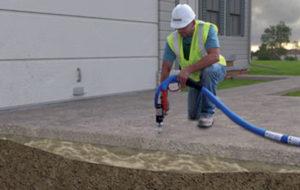 concrete repair, replace, polyurethane, lift, level, poly lift USA