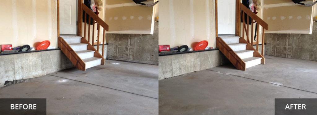 polyurethane, foam, concrete, repair, leveling, stabilization